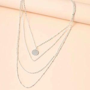 5/$12 💞 Layered Boho Long Pendant Necklace